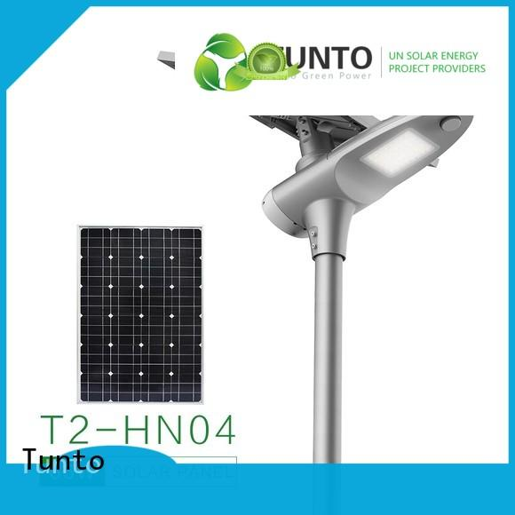 cool all in one solar street light factory price for parking lot