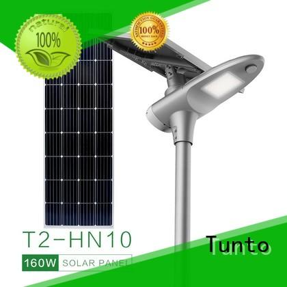 supper solar street lamp manufacturer for road