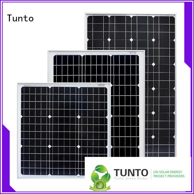 discount solar panels for street lamp Tunto