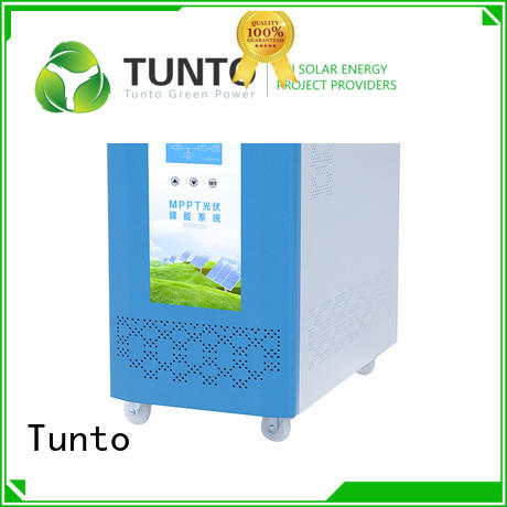 Tunto onboard best solar inverters factory price for street lights