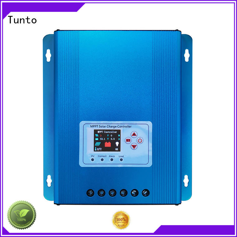 Tunto off grid solar inverter factory price for lamp