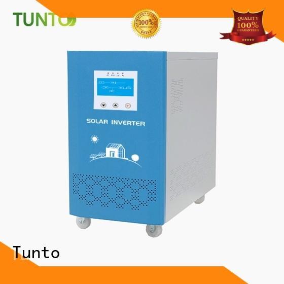 Tunto polycrystalline solar cells customized for outdoor