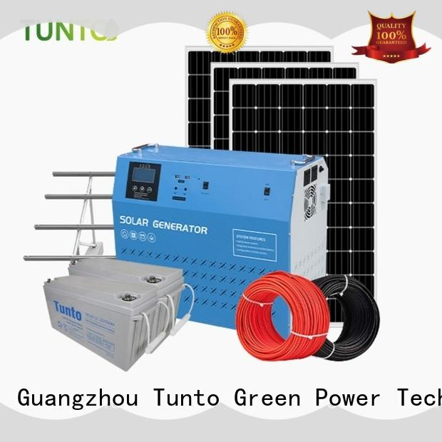 5kw best solar generator directly sale for road