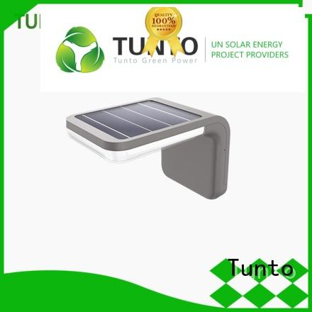 20w decorative garden lights solar powered factory for outdoor