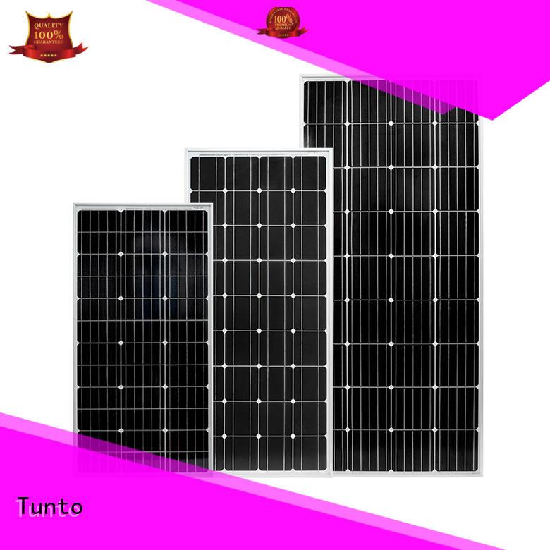 Tunto 40w off grid solar panel kits wholesale for street lamp