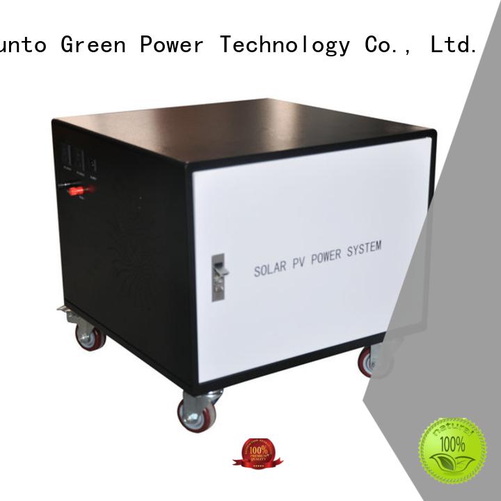 off portable polycrystalline solar panel solar Tunto Brand company