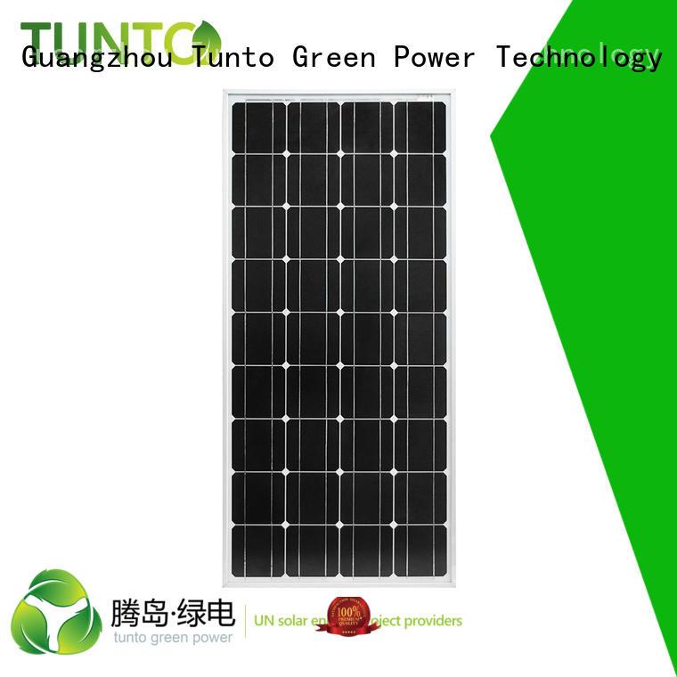 crystalline solar crystalline discount solar panels Tunto Brand