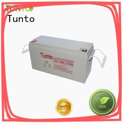 Tunto bright solar lights customized for garden