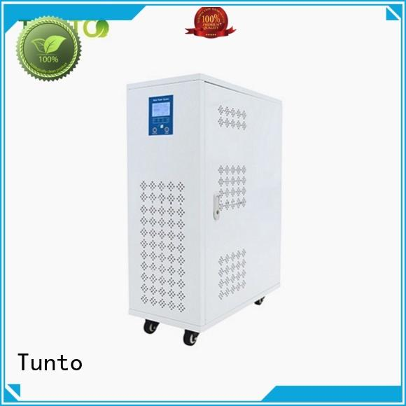 Tunto 200w off grid solar inverter from China for outdoor