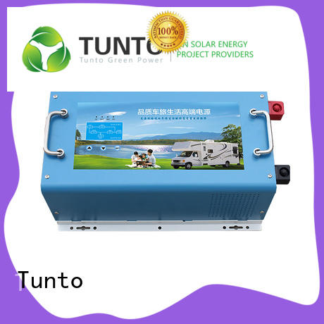 solar inverter system supplier for lights Tunto