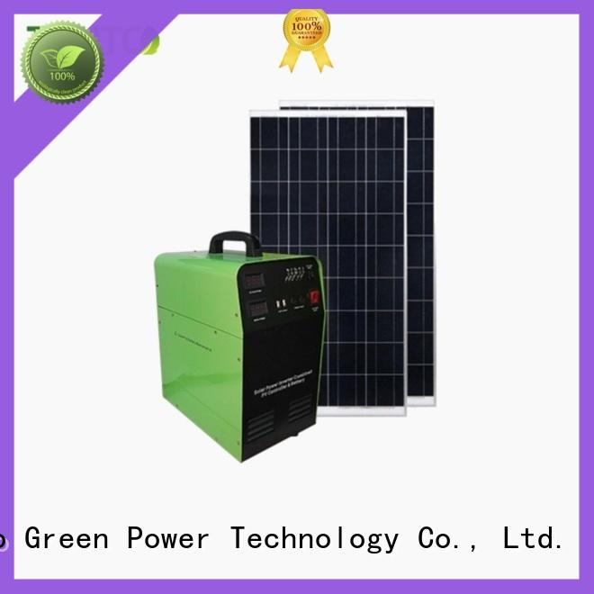 3kw solar inverter system from China for plaza