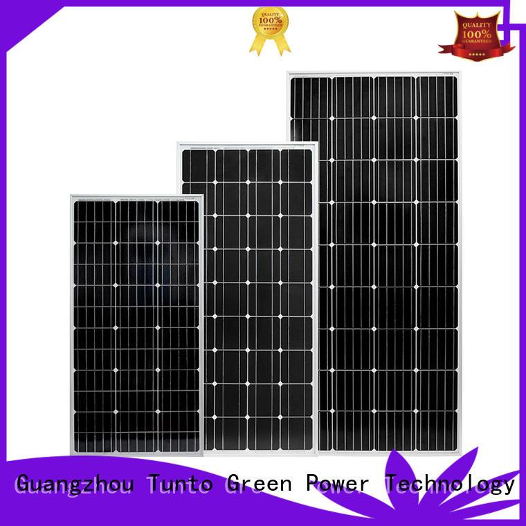 150w monocrystalline solar panel factory price for household