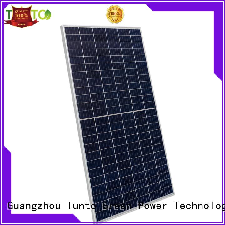 60w monocrystalline solar panel wholesale for household