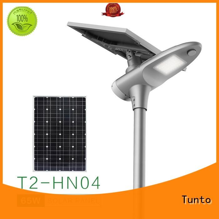 waterproof solar powered outside lights factory price for parking lot