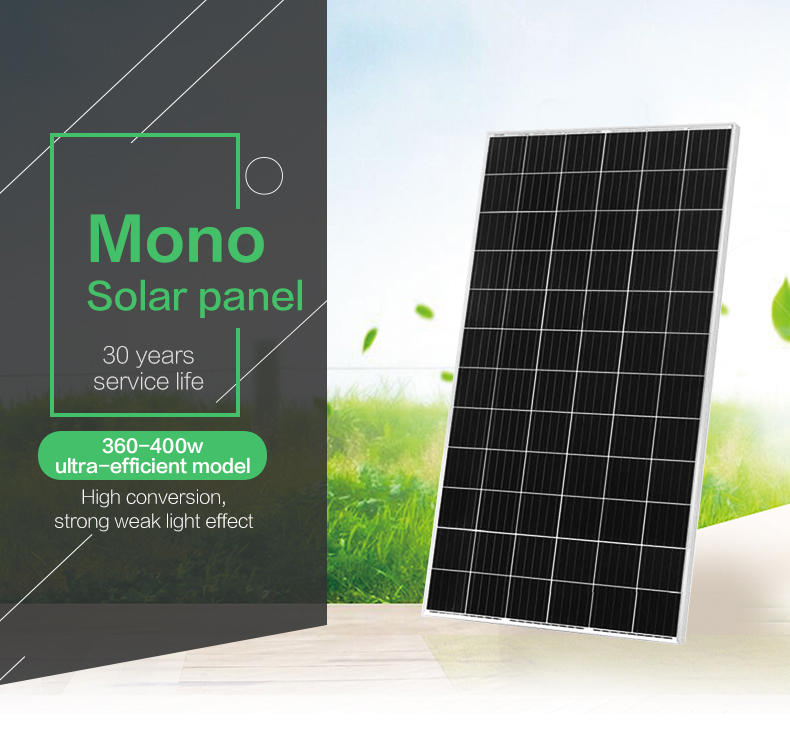 Tunto off grid solar panel kits wholesale for street lamp-1