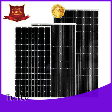 Tunto 40w best off grid solar system supplier for solar plant