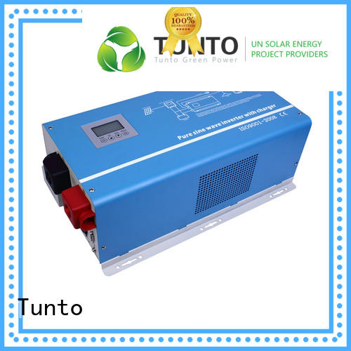 Tunto onboard best solar inverters supplier for lights