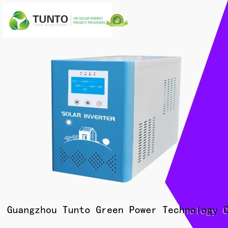 Tunto 3kw off grid solar kits directly sale for road
