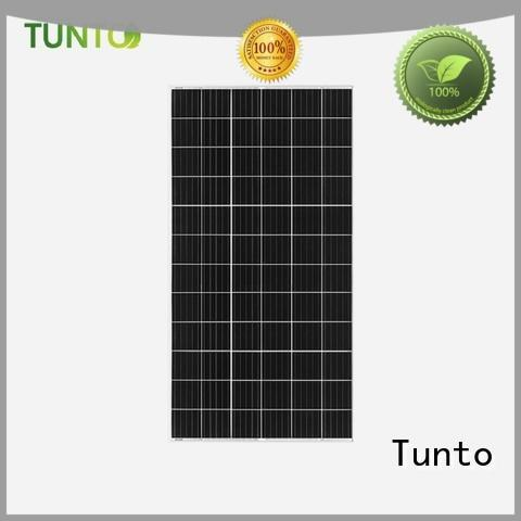 Tunto 15w bright solar lights from China for household
