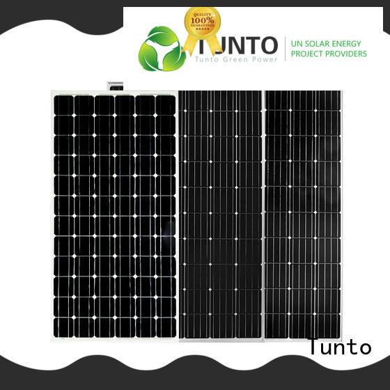 Tunto durable off grid solar panel kits panel for solar plant