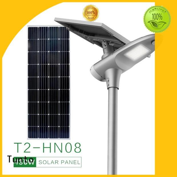 quality solar powered led street lights factory price for outdoor