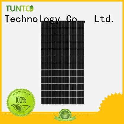 Tunto off grid solar panel kits wholesale for street lamp