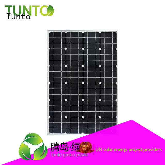 module solar crystalline polycrystalline solar panel Tunto Brand