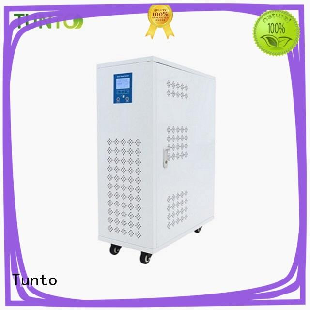 durable off grid solar inverter from China for plaza