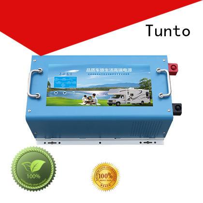 Tunto off grid solar inverter supplier for car