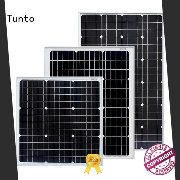 Tunto polycrystalline polycrystalline solar panel factory price for street lamp