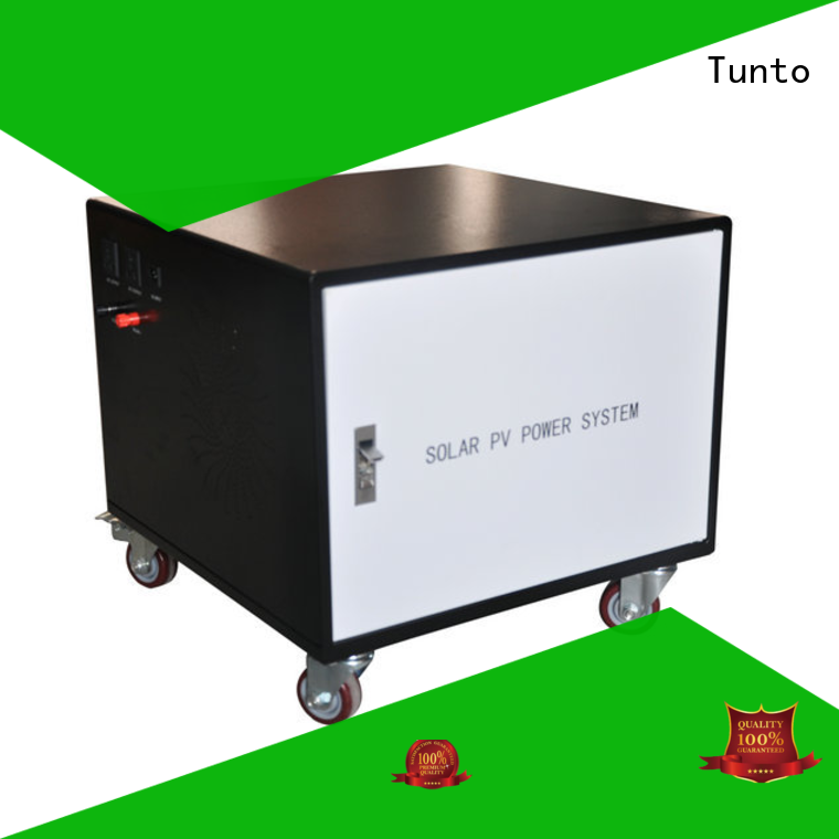 Tunto off grid solar inverter customized for outdoor