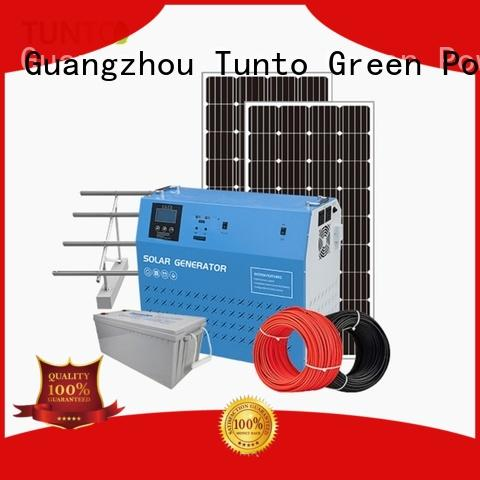 200w solar inverter system customized for plaza