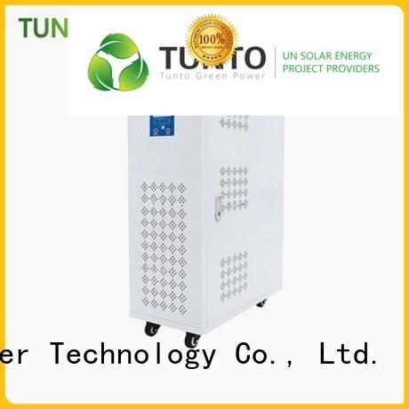 low input voltage solar generator kit manufacturer for home