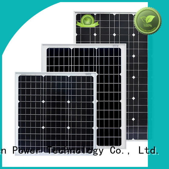 Tunto 40w polycrystalline solar panel factory price for household