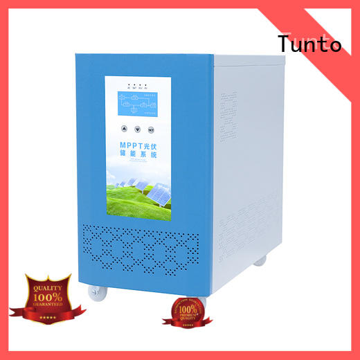 Tunto pure solar power inverter price for lights