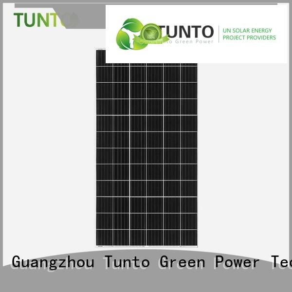 Tunto stable bright solar lights directly sale for plaza