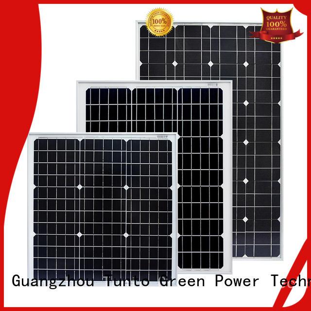 Tunto high quality monocrystalline solar panel supplier for farm