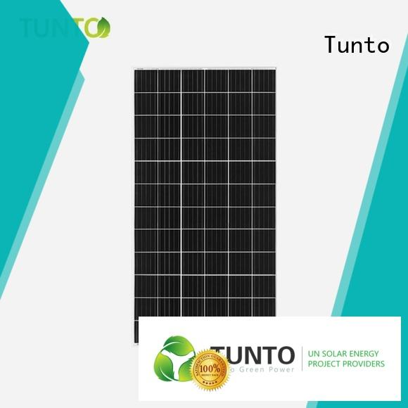 Tunto bright solar lights from China for outdoor