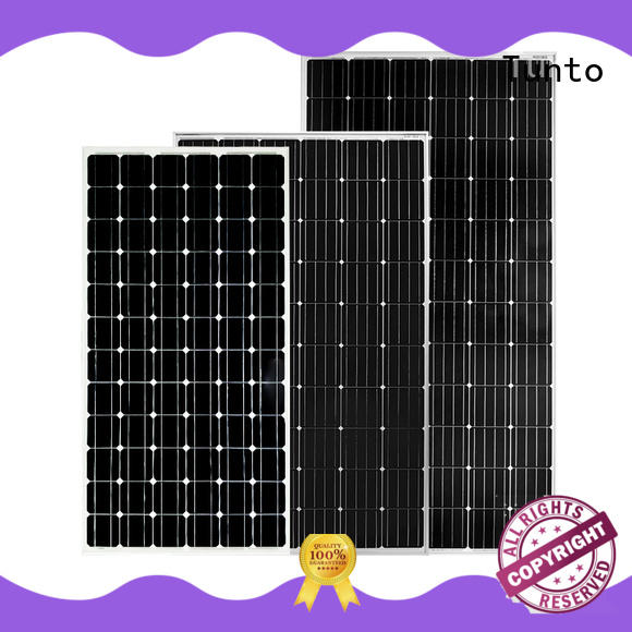 Tunto high quality off grid solar panel kits supplier for household