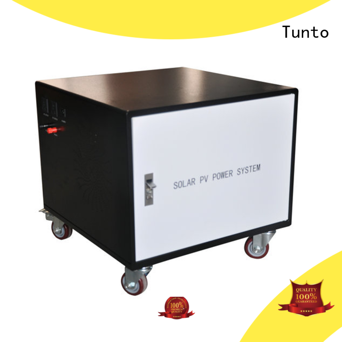 3kw hybrid solar inverter price from China for road Tunto