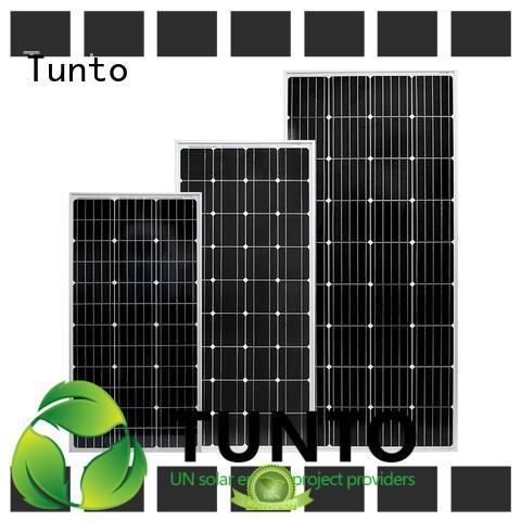 monocrystalline solar panel for street lamp Tunto