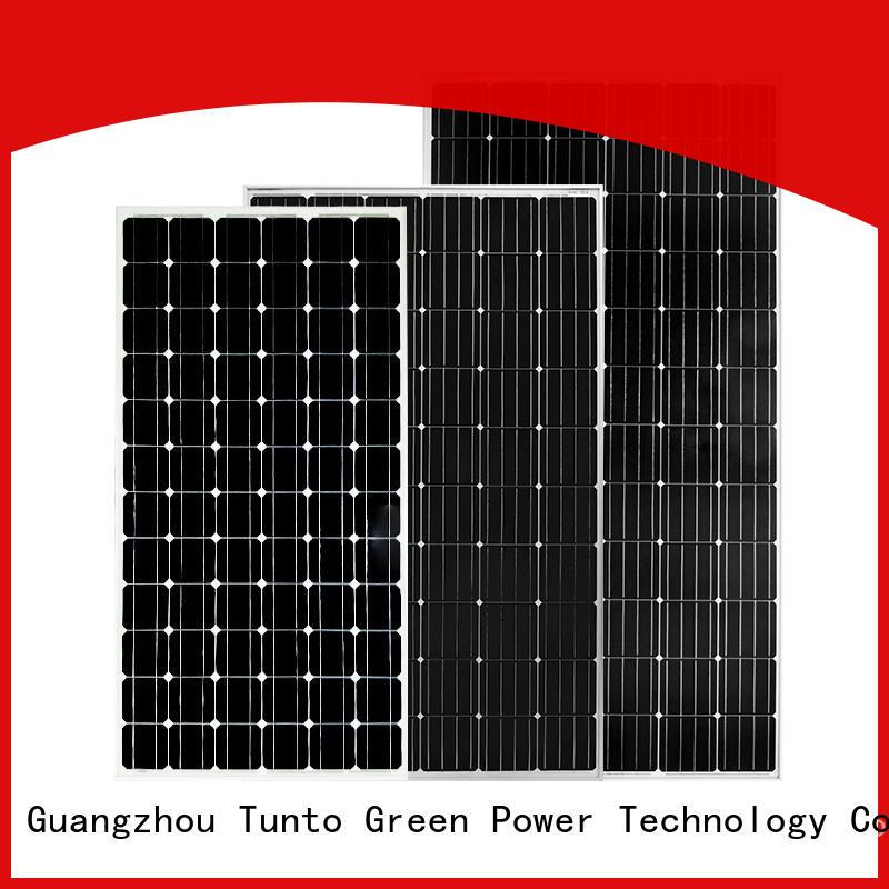 off grid solar panel kits 50w for household Tunto