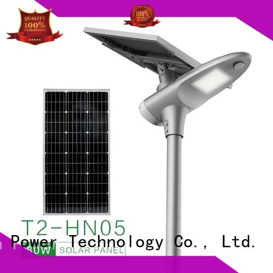 Tunto 40w solar panel street lights factory price for outdoor