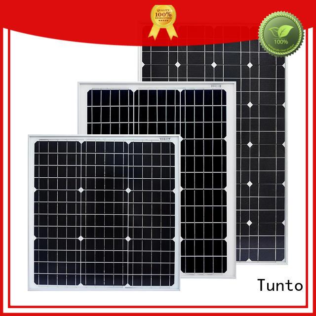 Tunto momo off grid solar panel kits personalized for street lamp