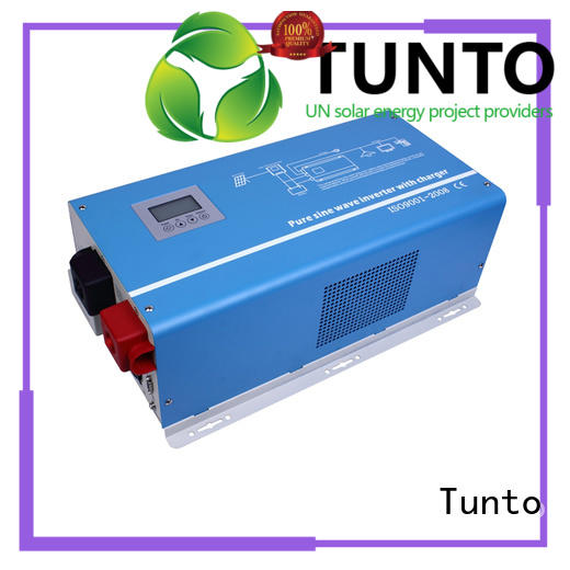 Tunto best solar inverters wholesale for lamp