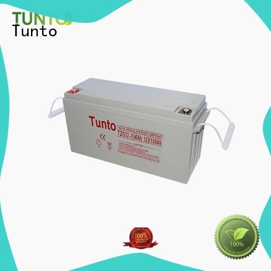 Tunto 30w bright solar lights customized for plaza