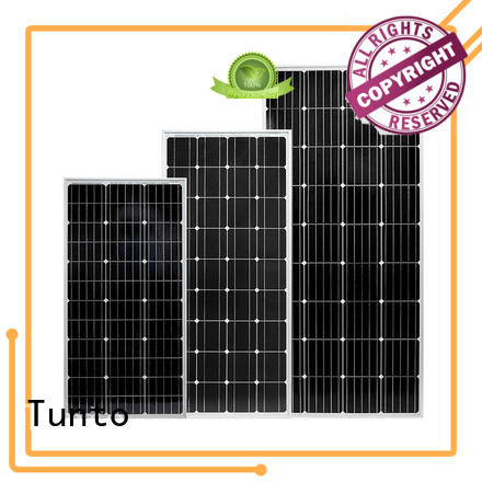 300w off grid solar panel system personalized for street lamp Tunto