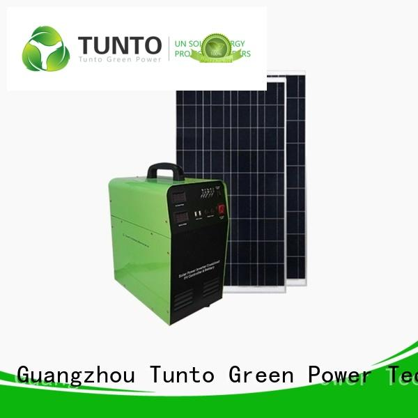 durable off grid solar power systems directly sale for street