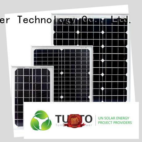 Tunto polycrystalline solar panel wholesale for household