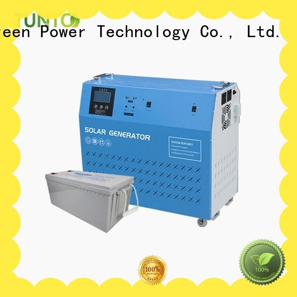 portable solar generator kit directly sale for outdoor